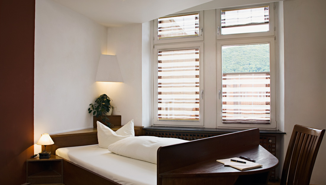 Roman Shade Blinds