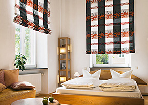 roman blinds feature