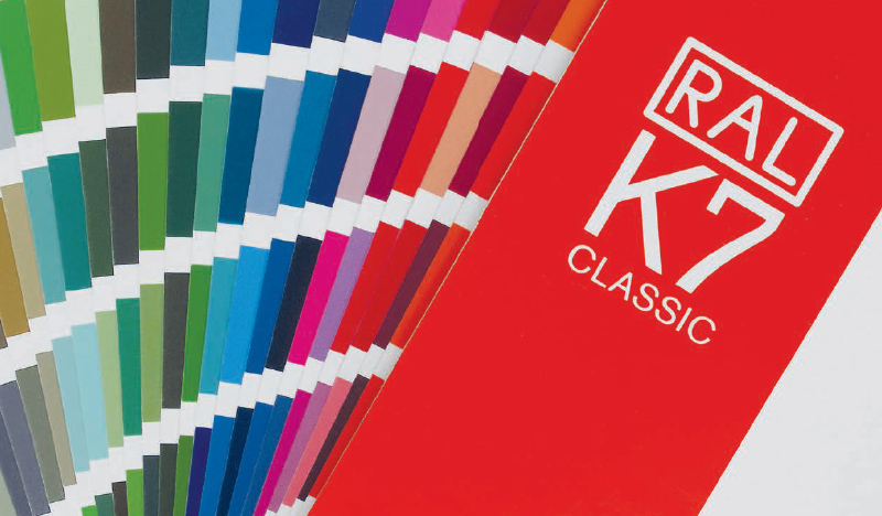 RAL K7 Colours